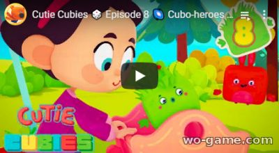Cutie Cubies in English Cartoons 20
