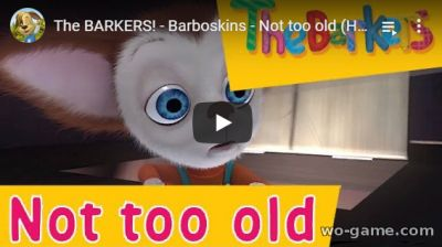 Barboskins in English movie 2019