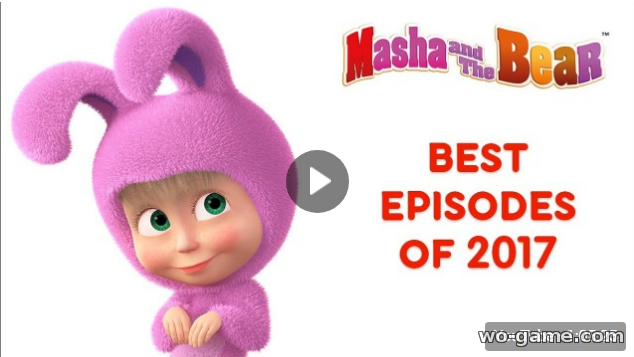 Masha And The Bear new English Best episodes of 2017 online full episodes