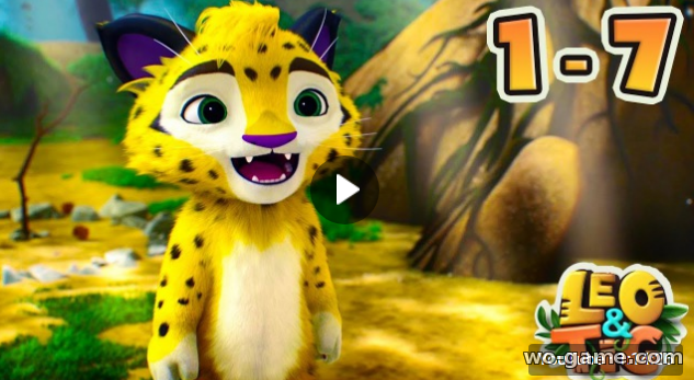 Leo and Tig 2018 new series English Full episodes collection 1-7 online full episodes on youtube