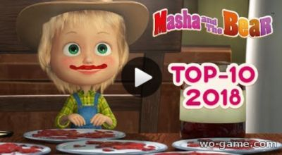 Masha And The Bear in English new s